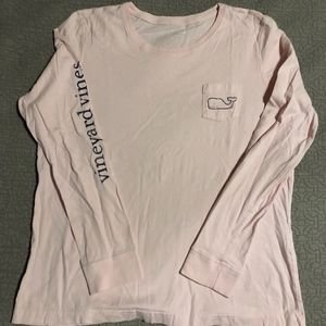 Vineyard Vines Long Sleeve T-shirt in women's